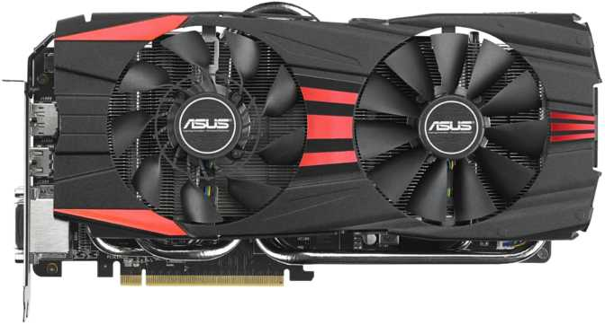 Asus Radeon R9 390 DirectCU II