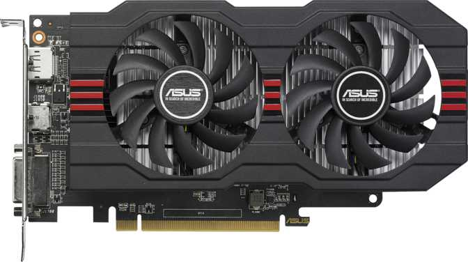 ≫ Asus Radeon RX 560 2GB vs Gigabyte GeForce GTX 960