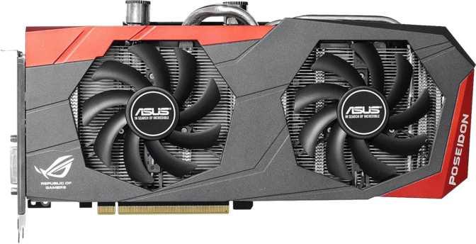 Asus ROG Poseidon Platinum GeForce GTX 980