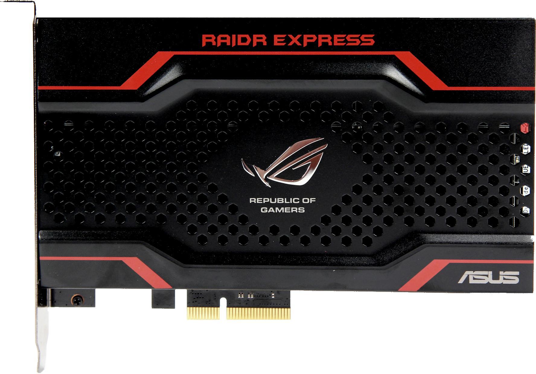 Asus ROG RAIDR Express PCIe SSD 240GB