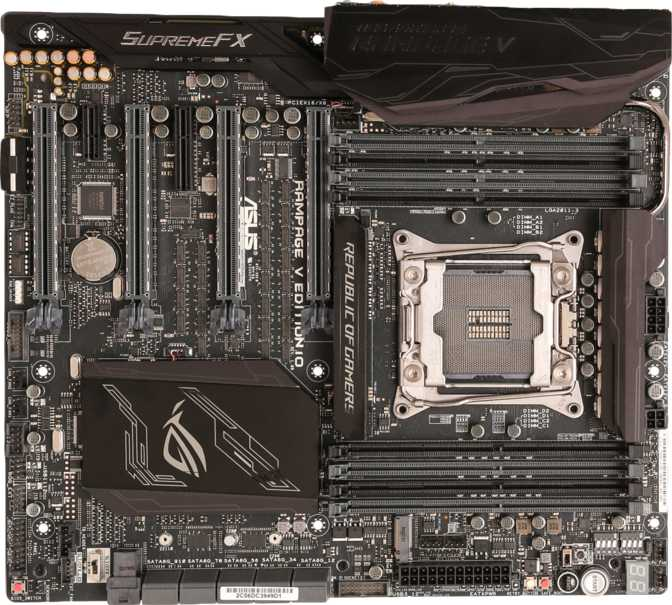 asus rampage iv black edition clear cmos