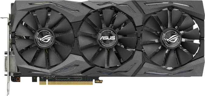 Asus ROG Strix GeForce GTX 1080 OC