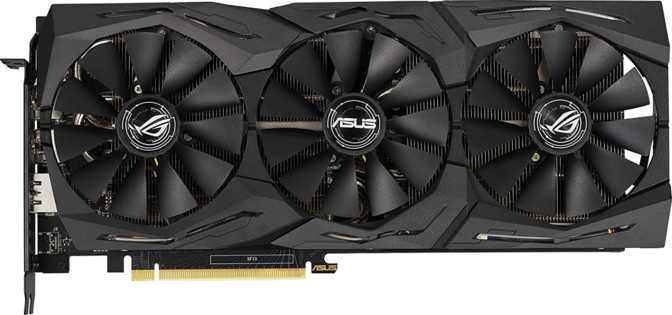 Asus ROG Strix GeForce RTX 2060 Gaming OC