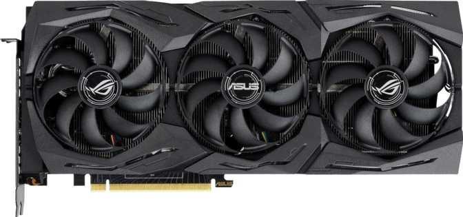 Asus ROG Strix GeForce RTX 2070 Super Gaming