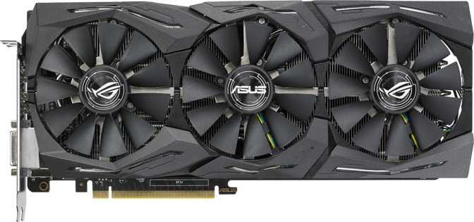 Asus ROG Strix GTX 1080 Ti Gaming