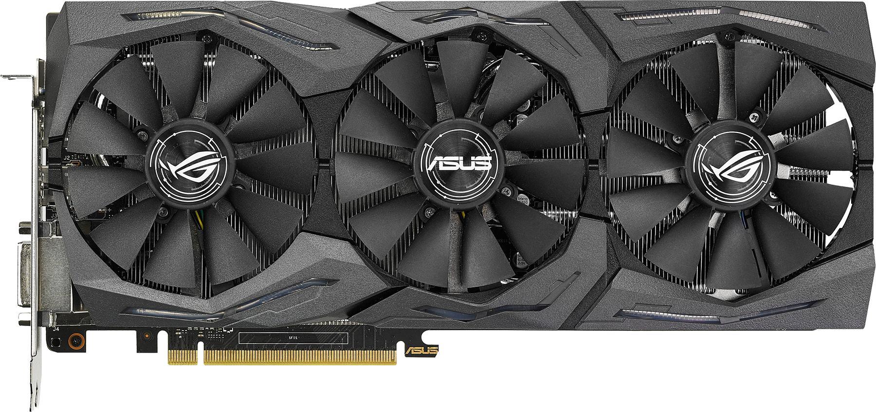 Asus ROG Strix Radeon RX 480 Gaming OC