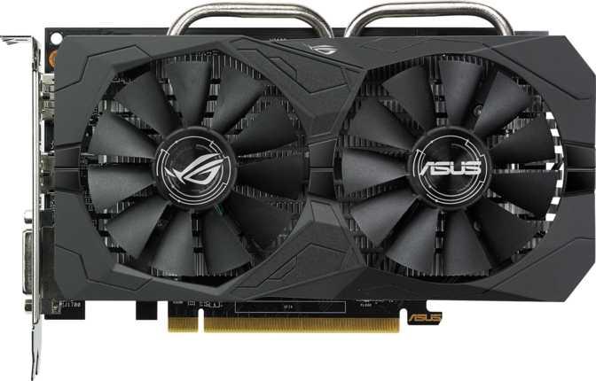 Asus ROG Strix Radeon RX 560 Gaming OC