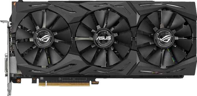 Asus ROG Strix RX Vega 64 Gaming OC