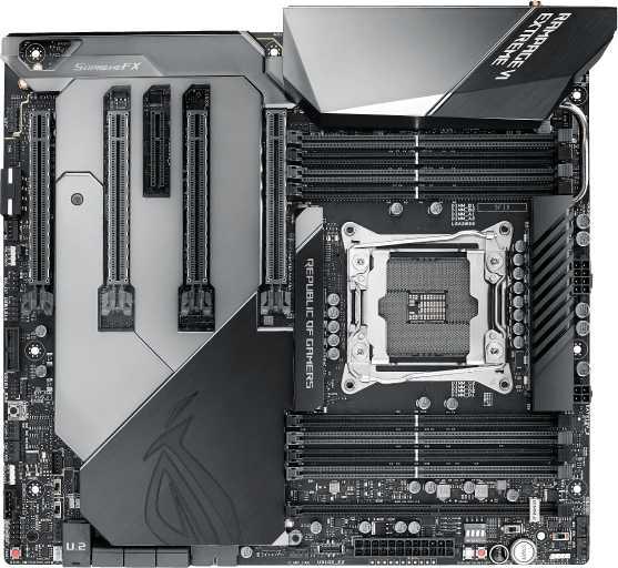 Asus ROG X299 Rampage VI Extreme
