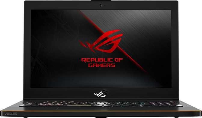 "Asus ROG Zephyrus M (GM501) 15.6"" Intel Core i7-8750H 2.2GHz / 16GB RAM / 512GB SSD + 1TB SSHD"