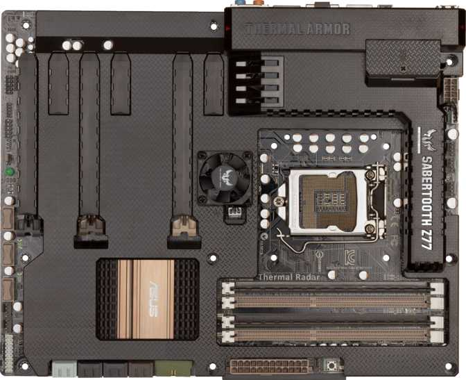 ≫ ASRock Z77 Extreme4 vs Asus Sabertooth Z77: What is the
