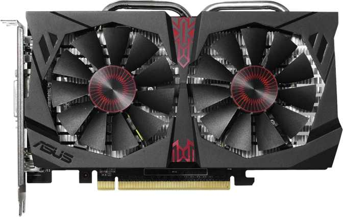 Asus Strix GeForce GTX 750 Ti OC 4GB