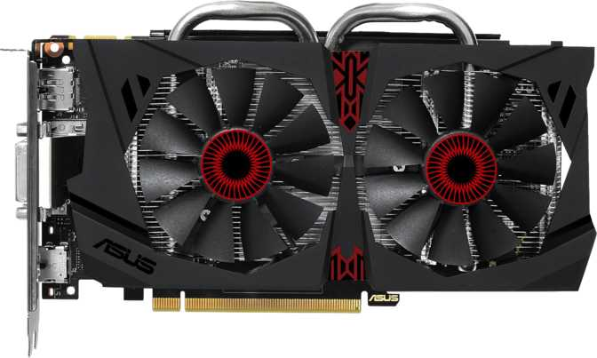 Asus Strix GeForce GTX 950 DirectCU II OC