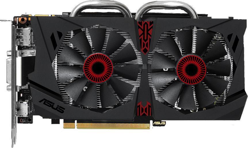 Asus Strix GeForce GTX 950 DirectCU II