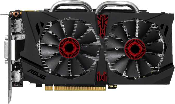 Asus Strix GeForce GTX 950 DirectCU II