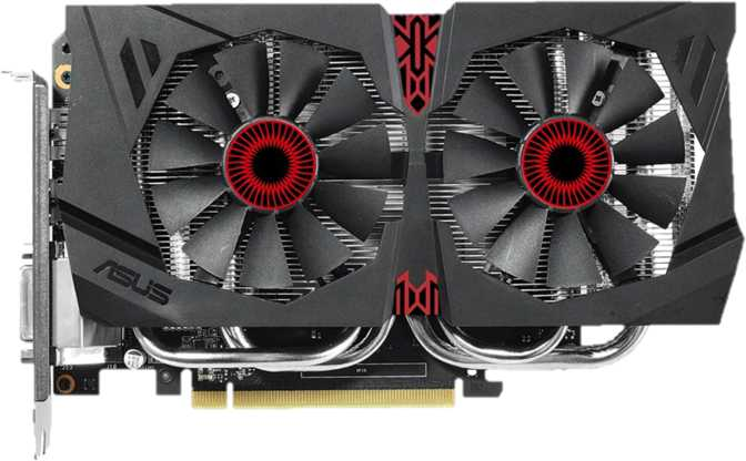 Asus Strix GeForce GTX 960 DirectCU II OC 4GB