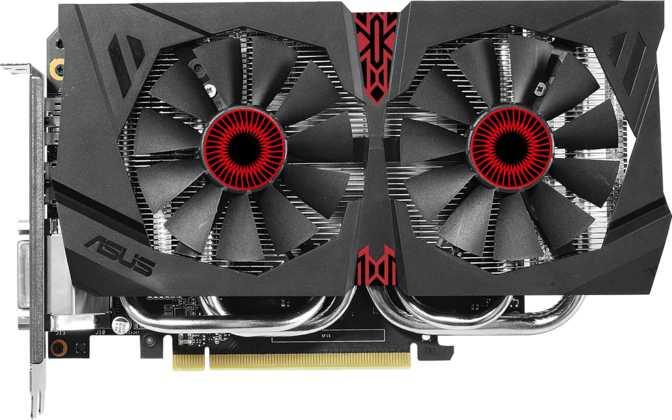 Asus Strix GeForce GTX 960 DirectCU II OC