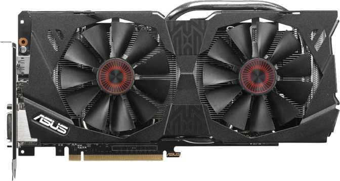 Asus Strix GeForce GTX 970 DirectCU II OC