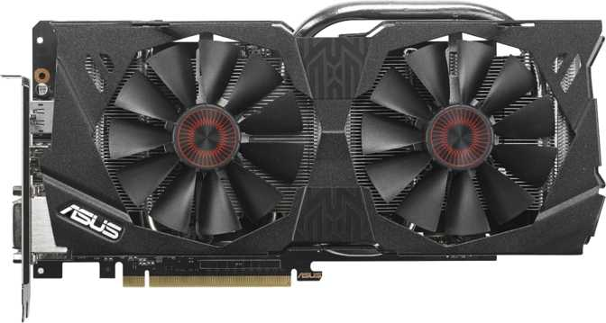 Asus Strix GeForce GTX 970 DirectCU II