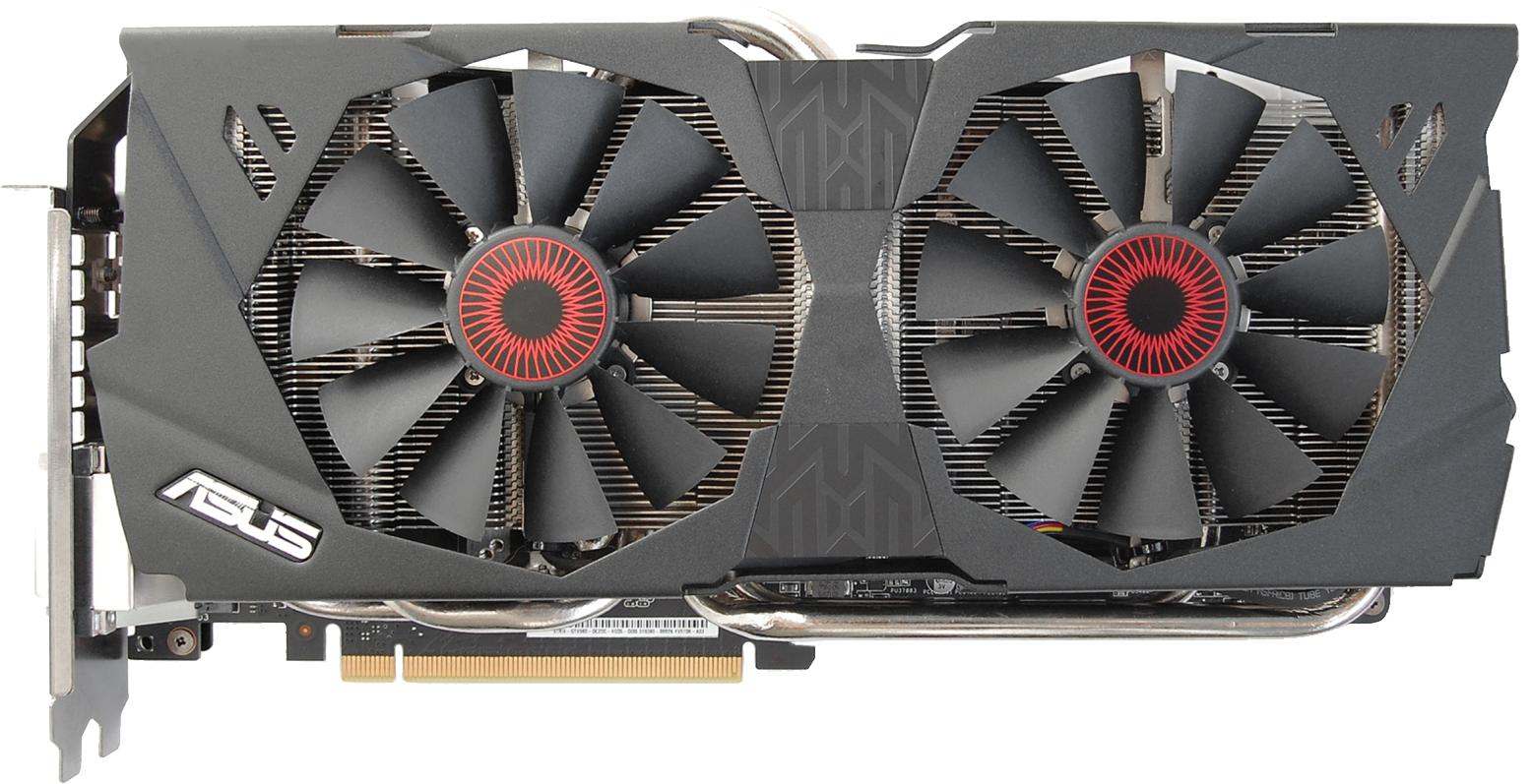 Asus Strix GeForce GTX 980 DirectCU II