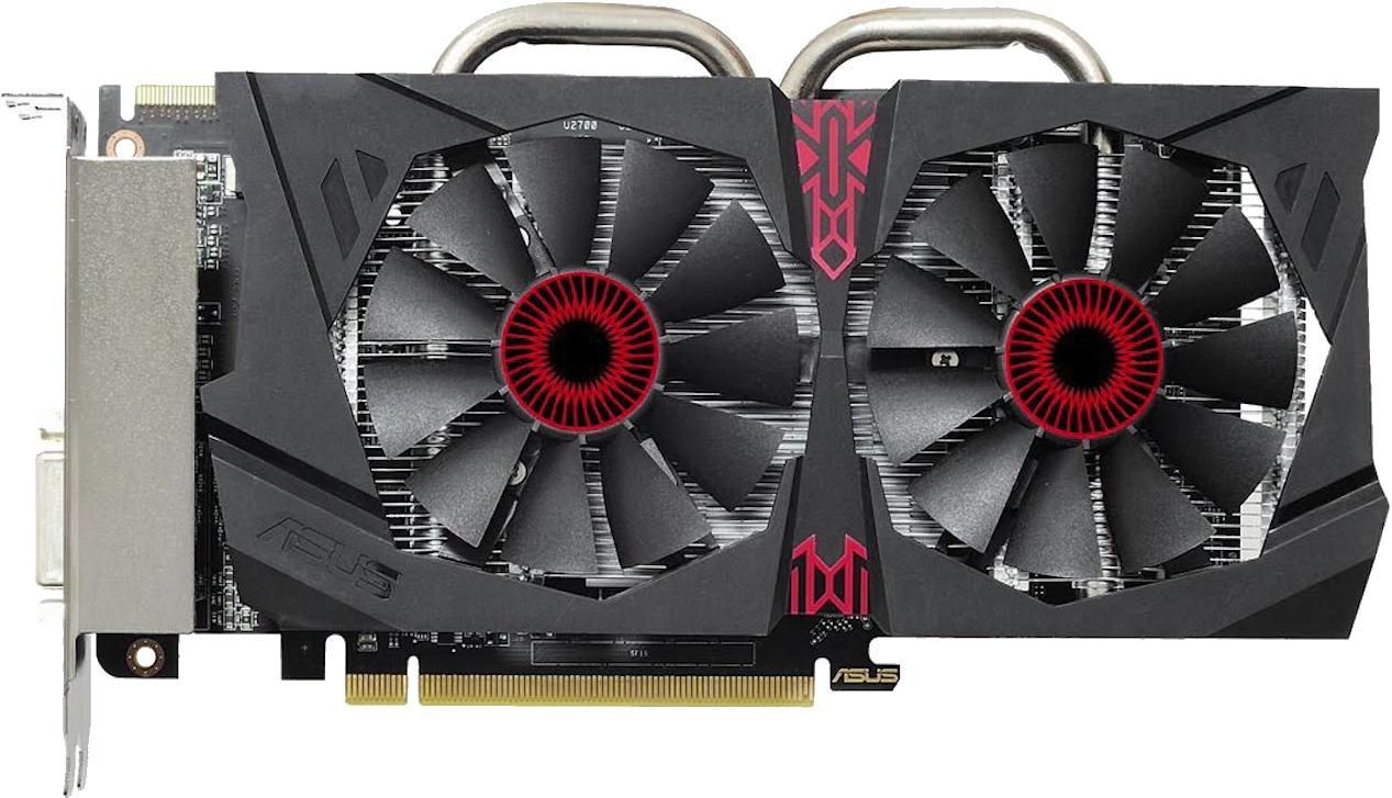 Asus Strix Radeon R7 370 DirectCU II OC 2GB