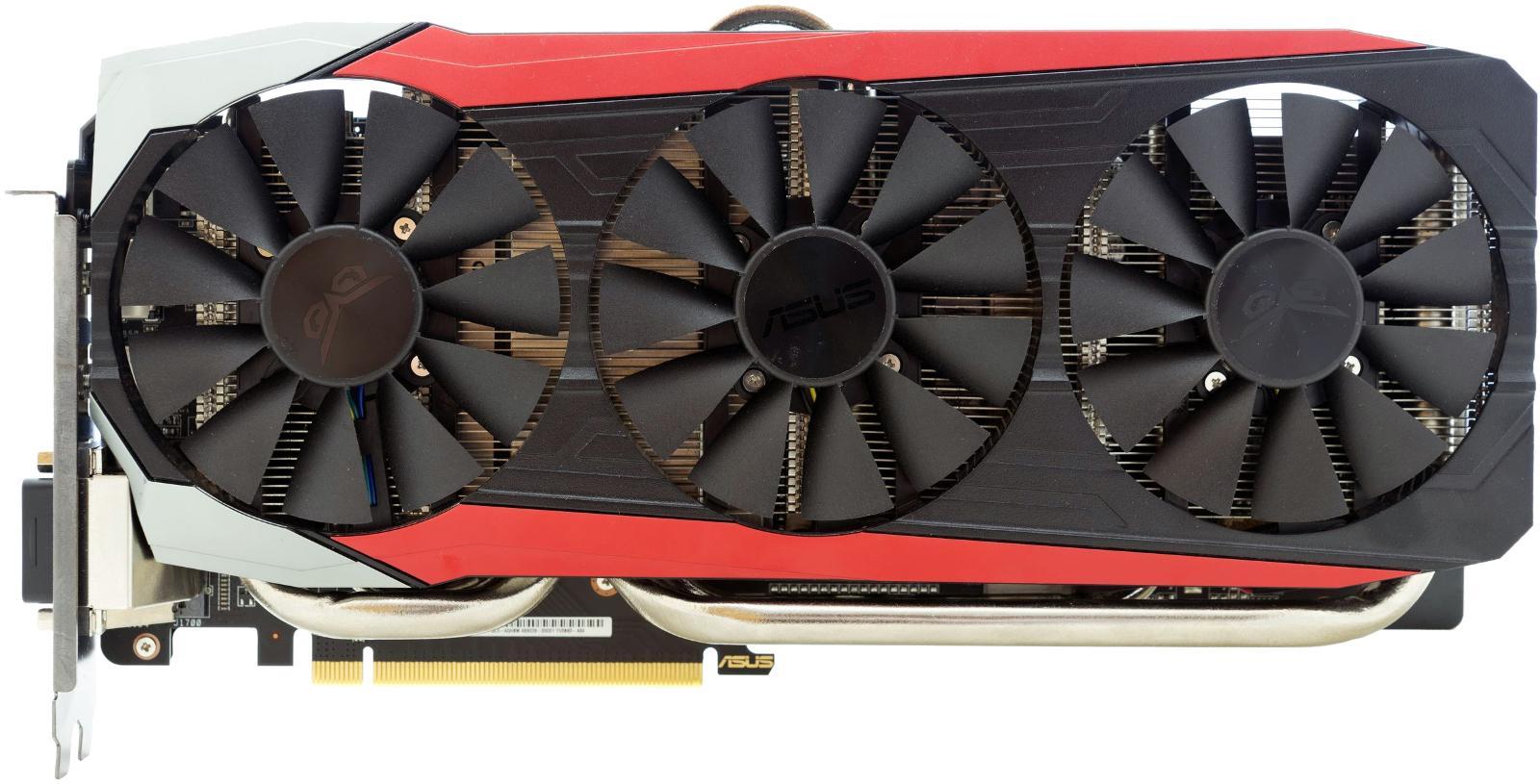 Asus Strix Radeon R9 390 DirectCU III