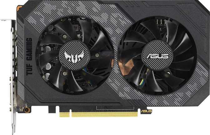 Asus TUF GeForce GTX 1660 Gaming