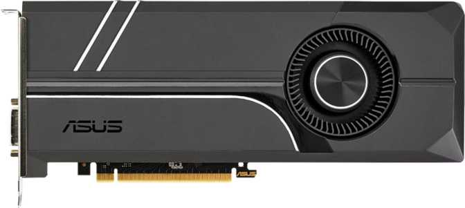 Asus Turbo GeForce GTX 1070