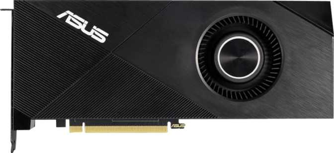 Asus Turbo GeForce RTX 2070 Super Evo