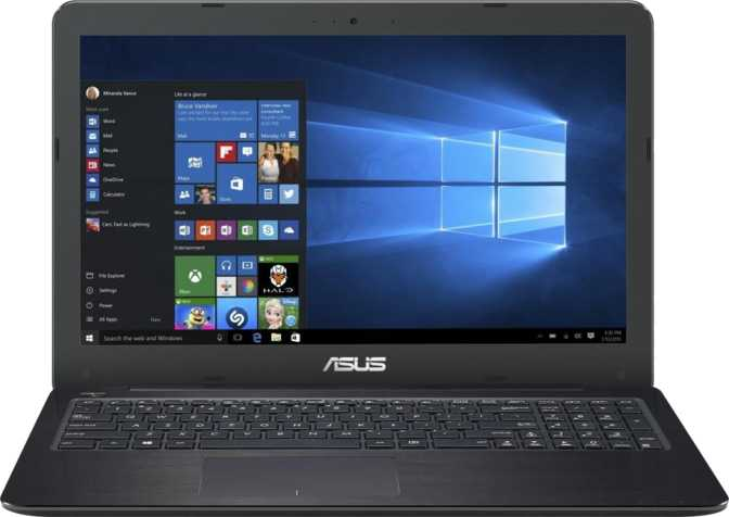 "Asus VivoBook X556UQ 15.6"" Intel Core i7-7500U / 2.7GHz / 4GB / 1TB"