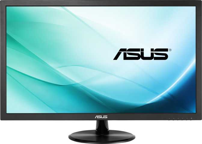 "Asus VP228T 21.5"""
