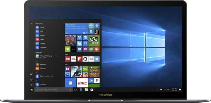"Asus ZenBook 3 Deluxe 14"" Intel Core i7-7500U 2.7GHz / 16GB / 1TB"