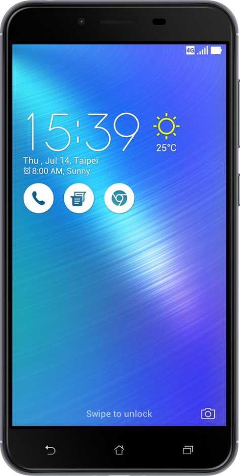 Asus Zenfone 3 Max (ZC553KL)