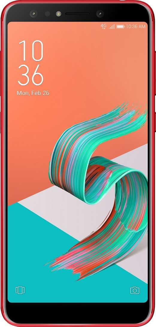 Asus Zenfone 5 Lite (Qualcomm Snapdragon 630)