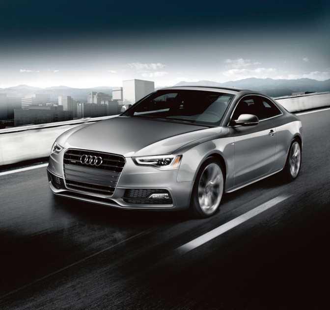 Audi A5 (2014) Vs Volkswagen CC (2014)
