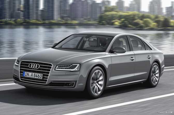 Audi A8 (2014)