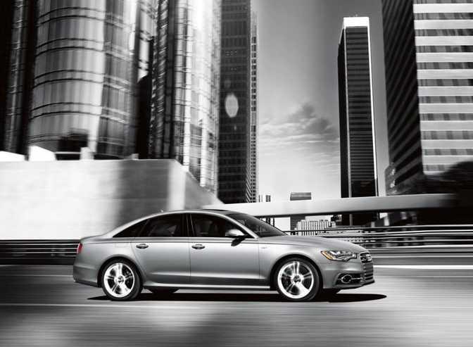 Audi S6 (2014)