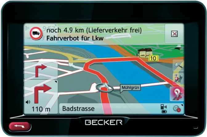 Becker Transit 45