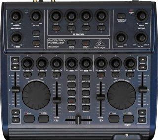 Behringer B-Control Deejay BCD 2000