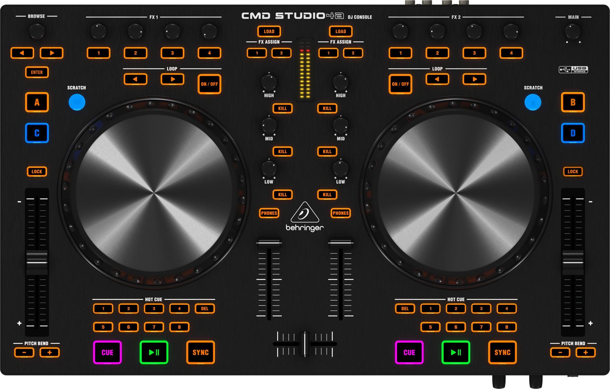 Behringer CMD Studio 4A