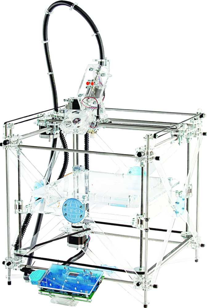 Bits from Bytes RapMan 3.2 3D Printer Kit Universal