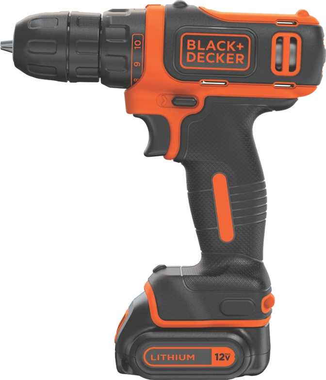 Black & Decker BDCDD12C