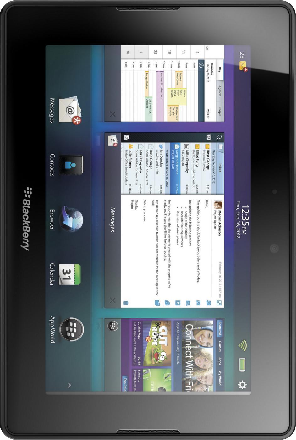 BlackBerry PlayBook 16GB