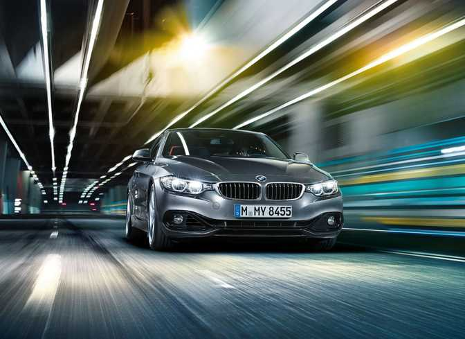 BMW 4 Series Coupe 428i (2014)