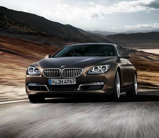 BMW 640i Gran Coupe (2015)