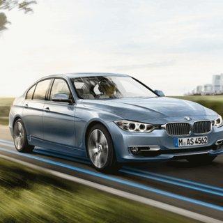 BMW ActiveHybrid 3 (2014)