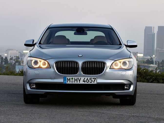 BMW ActiveHybrid 7 (2014)