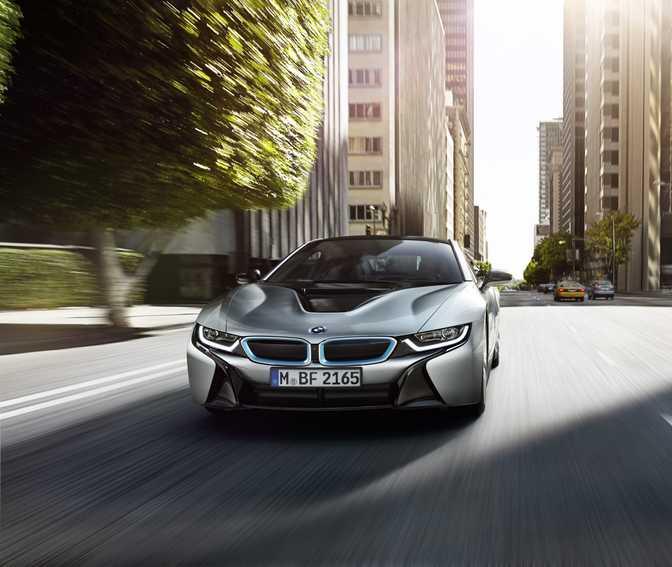 BMW i8 (2014)