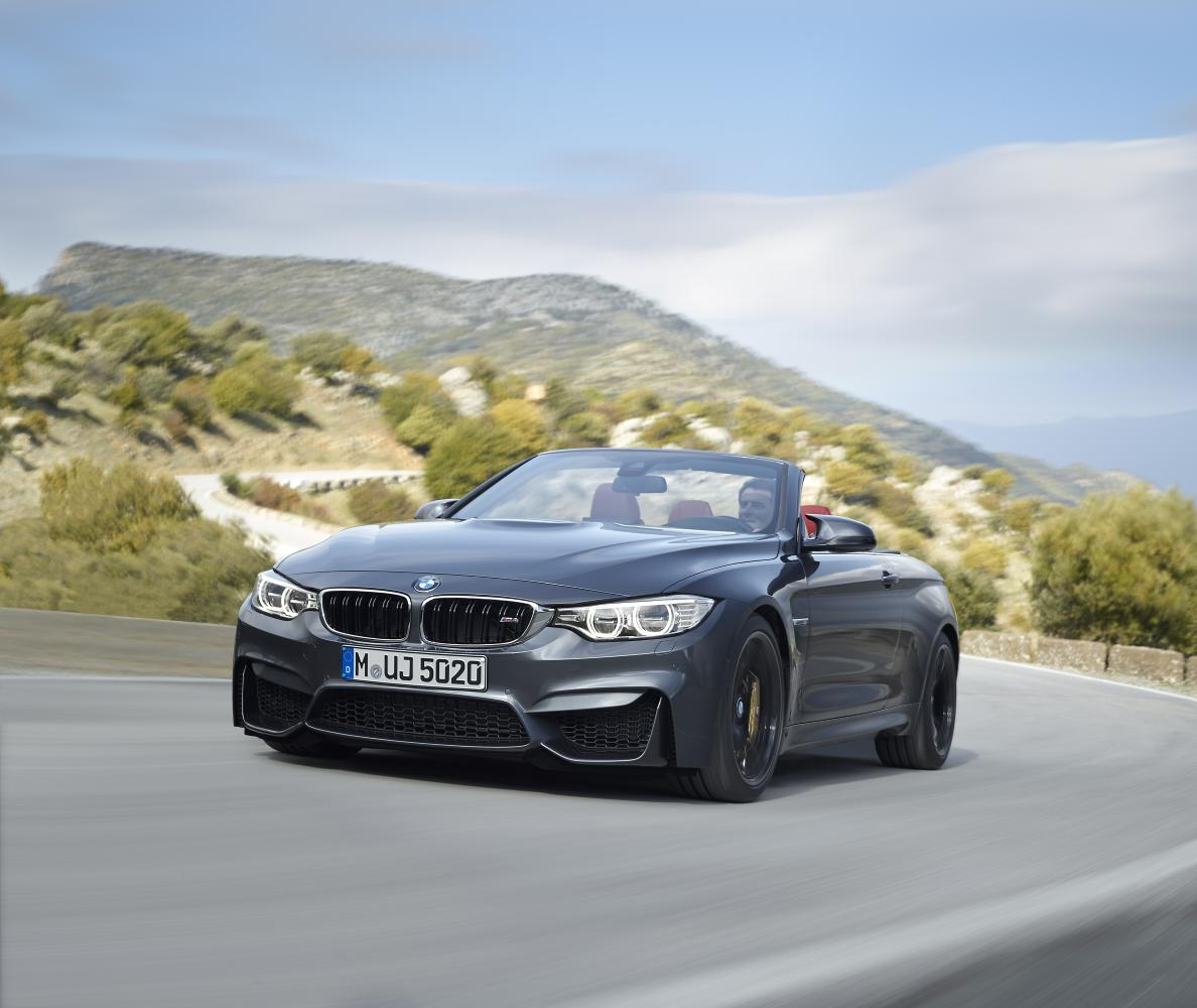 BMW 6 Series Convertible 640i (2014) Vs BMW M4 Convertible