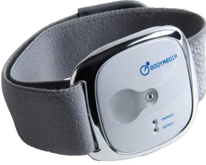 BodyMedia FIT Armband Advantage